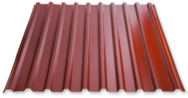 trapezbleche tp18 0 40 mm 1 wahl dachbleche24 shop. Black Bedroom Furniture Sets. Home Design Ideas