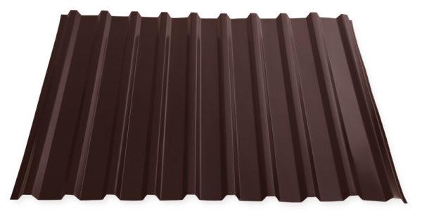 trapezbleche tp18 0 40 mm 2 wahl dachbleche24 shop. Black Bedroom Furniture Sets. Home Design Ideas